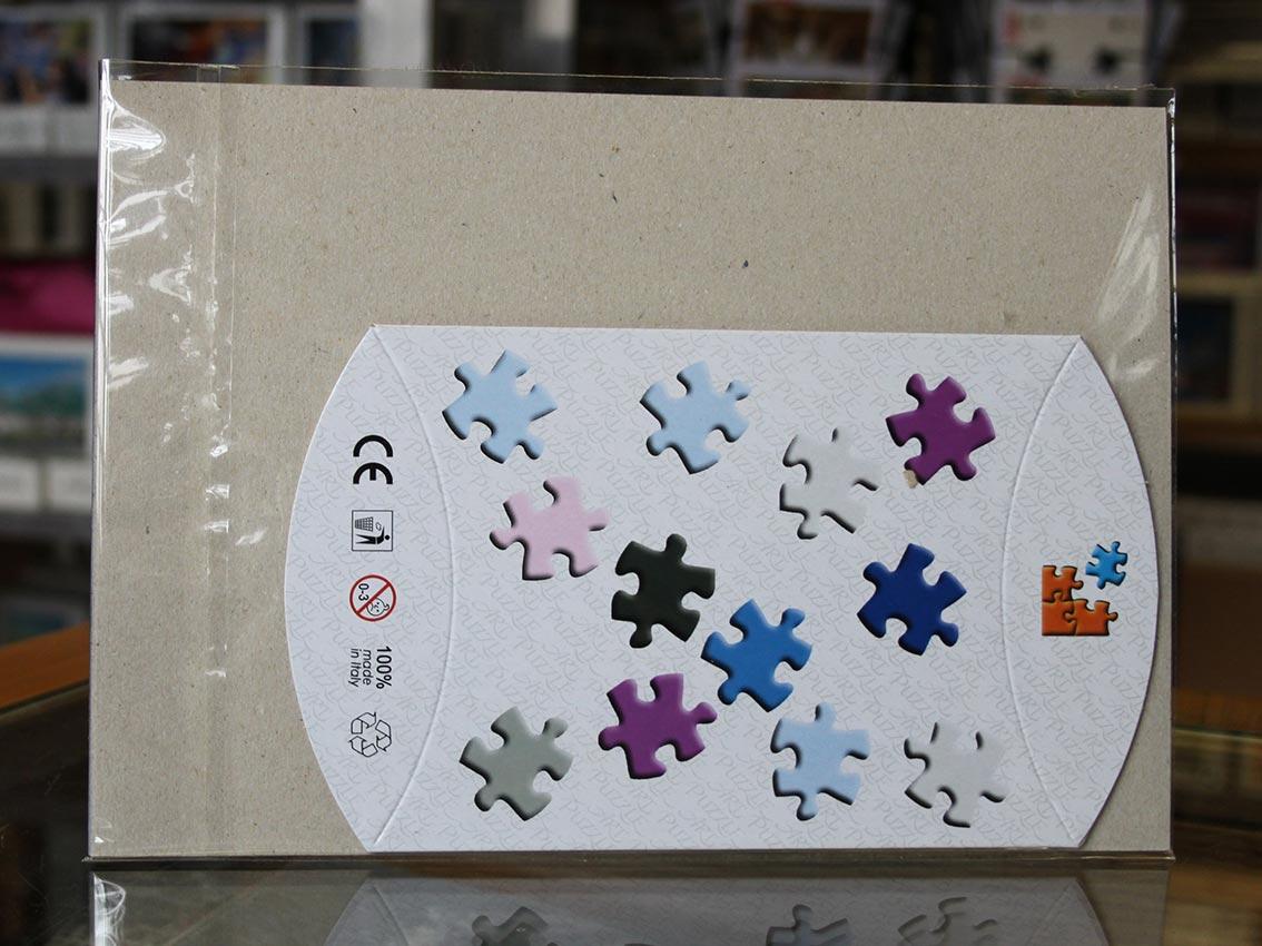 Puzzle promozionale scatola 20x30